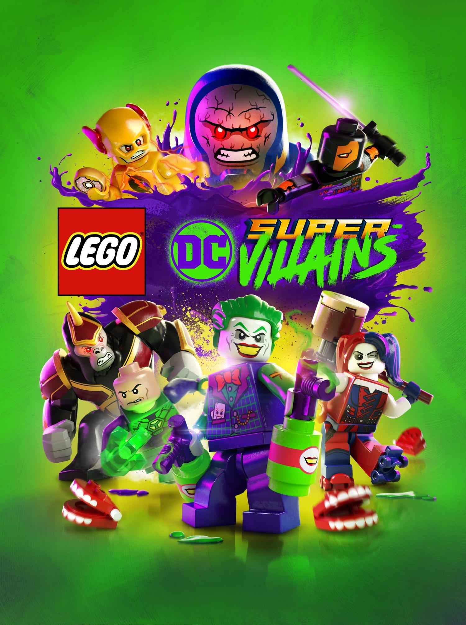 Lego DC Super-Villains review – hitting a brick wall