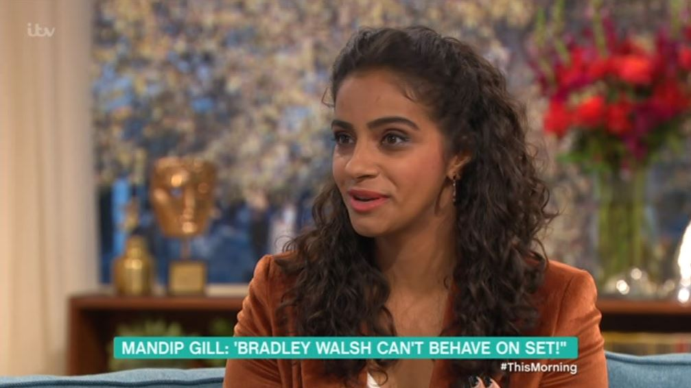 Doctor Who's Mandip Gill teases romance between companions