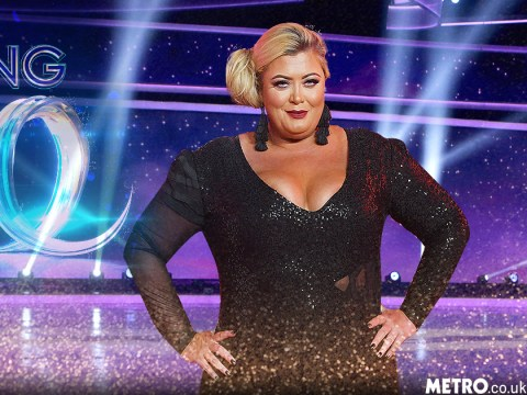 Gemma Collins 'scared about the lifts' after being announced as first Dancing On Ice contestant
