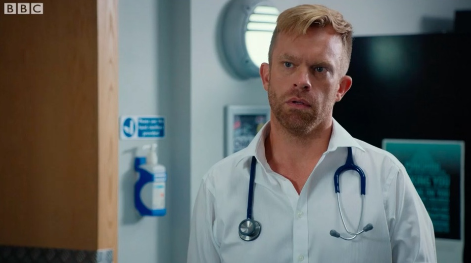 7 Casualty spoilers: Dylan faces Ciara, the ED faces an inspection and more