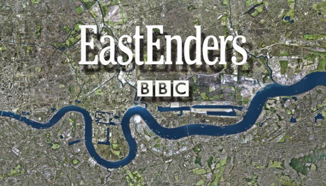 eastenders logo map