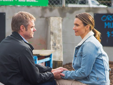 Neighbours spoilers: Shock for Gary as Amy drops baby bombshell