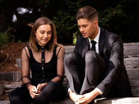 Neighbours pic spoilers: Tyler reunites with Piper as he's released from prison following Cassius' confession to murder