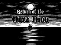 Return Of The Obra Dinn key art