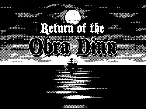 Return Of The Obra Dinn Switch review – world's greatest detective game