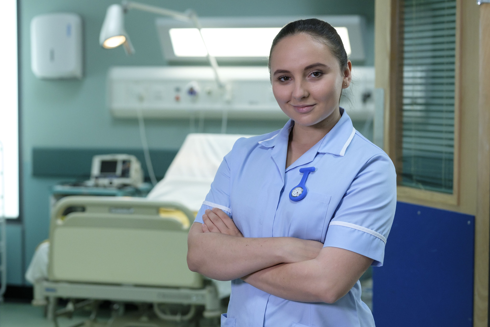 Casualty spoilers: New star Gabriella Leon reveals all on her 'whirlwind' character Jade