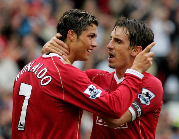 Gary Neville and Paul Scholes pick their favourite Cristiano Ronaldo goals ahead of Manchester United vs Juventus
