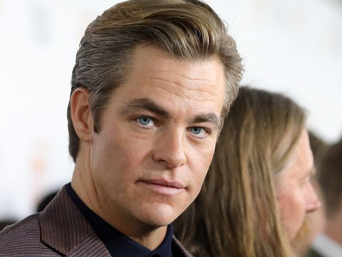 Chris Pine slams 'double standards' as he goes 'full monty' in Outlaw King