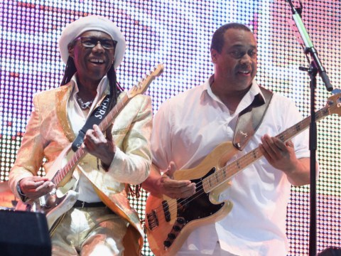 Nile Rodgers and Chic announce second big show at Hampton Court Palace Festival