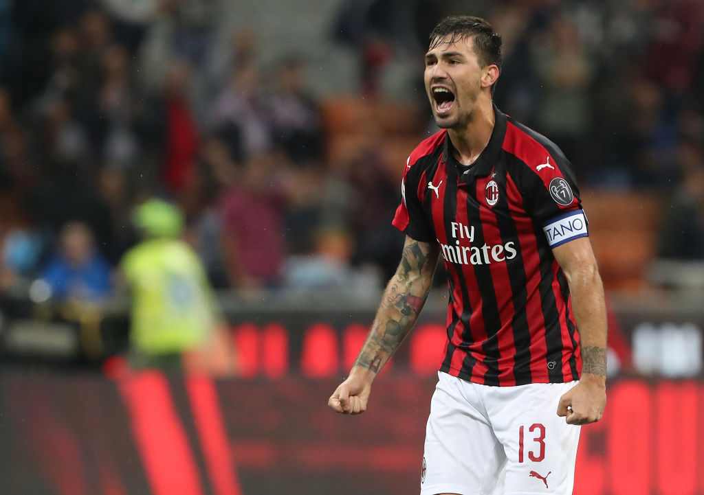 Alessio Romagnoli reveals transfer offers from England amid Manchester United links