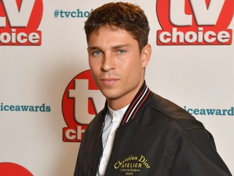Joey Essex 'nearly died' in training for his dangerous live underwater stunt