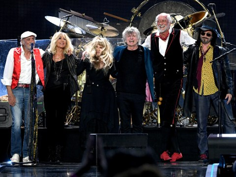 Fleetwood Mac set to play Wembley Stadium next summer as they announce 2019 European tour