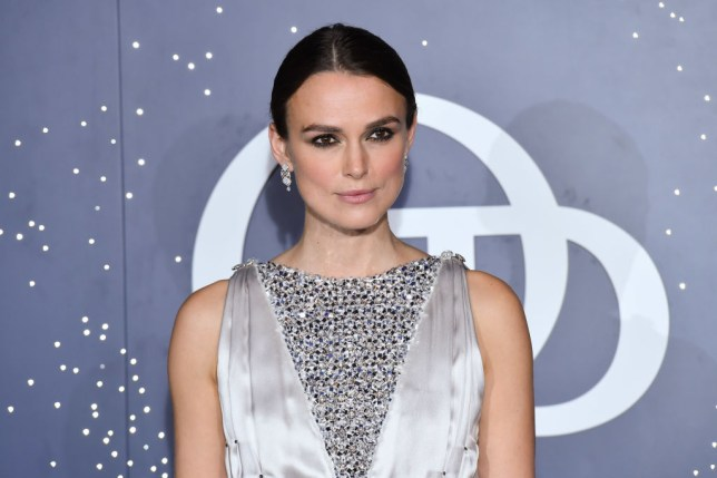 Keira Knightley diagnosed with PTSD after mental breakdown ...