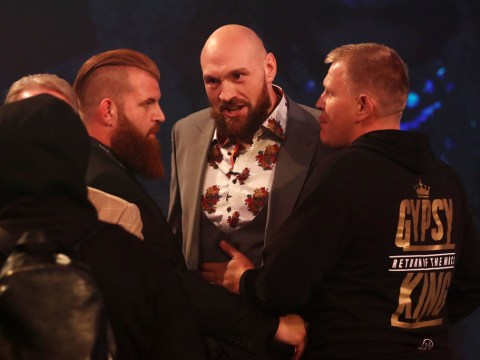 Deontay Wilder: Tyson Fury not the same fighter without former coach Peter Fury