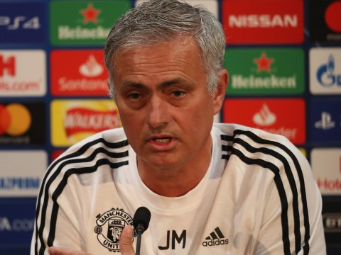 Jose Mourinho reveals who he blames for Manchester United's defeat to West Ham