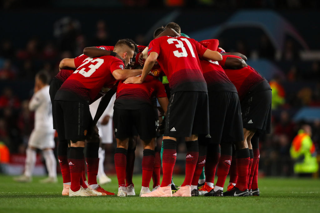 Marouane Fellaini explains Manchester United huddle before Valencia draw