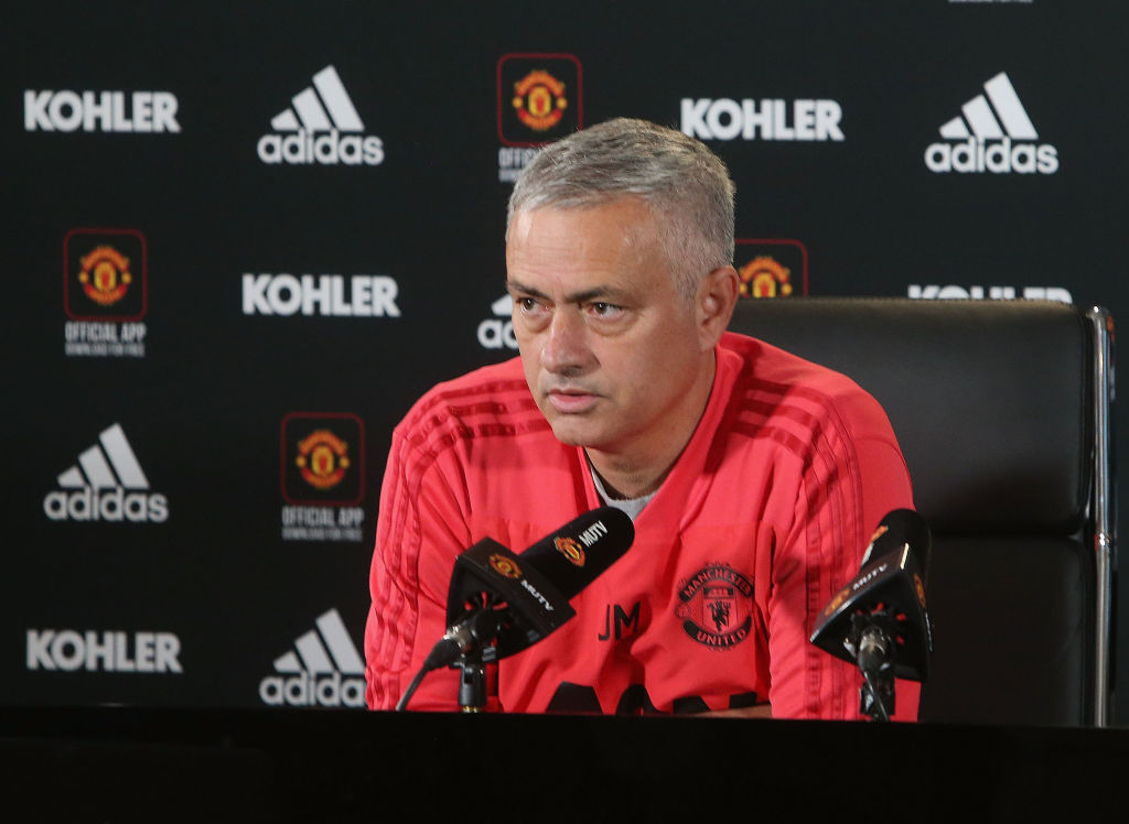 Three Manchester United players ruled out of Newcastle United clash, confirms Jose Mourinho