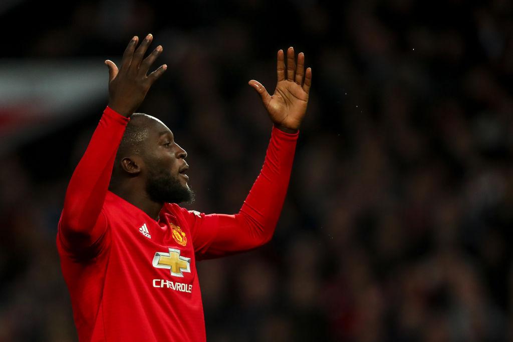 Romelu Lukaku names the three Juventus players who can hurt Manchester United