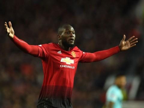 Romelu Lukaku talks up Manchester United exit