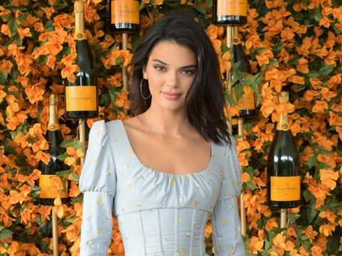Kendall Jenner's response to being left out of the Kardashian Krismas Kard really sums it up