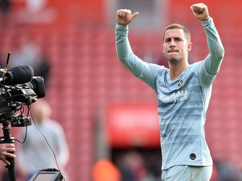 Eden Hazard admits he wants Real Madrid move but won't force Chelsea exit