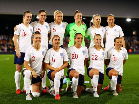 'Scrub up well, don't they? – FA slammed for sexist tweet before England women's clash with Australia