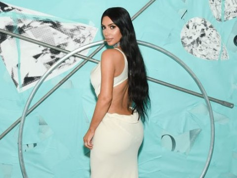 Kim Kardashian's famous bottom appears to have shrunk and it's puzzling a lot of people
