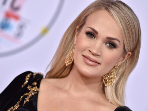 Carrie Underwood admits second pregnancy has been much 'harder on her body'