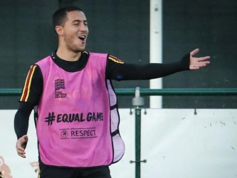 Rivaldo backs Chelsea star Eden Hazard to make transfer switch to Real Madrid