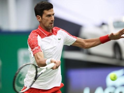 Novak Djokovic overtakes Roger Federer as world No.2 after beating Alexander Zverev
