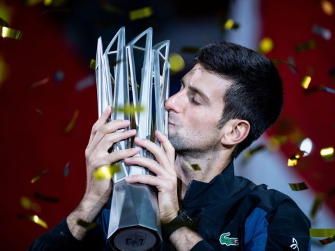 Novak Djokovic speaks out after winning fourth Shanghai Masters title