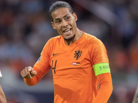 Liverpool star Virgil van Dijk behind only Lionel Messi and Cristiano Ronaldo, says Chris Sutton
