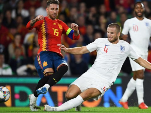 Mauricio Pochettino 'proud' of Eric Dier after tackle on Sergio Ramos