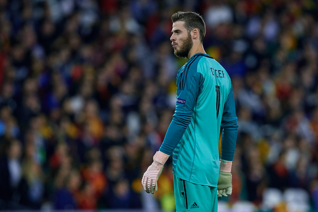 Hugo Lloris names the goalkeeper who is better than Manchester United's David de Gea