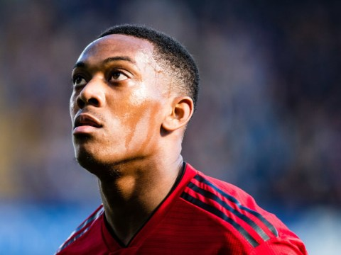 Anthony Martial close to agreeing new five-year deal with Manchester United