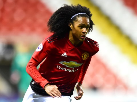 Tahith Chong promoted to Man Utd first team for Juventus clash but Alexis Sanchez misses training