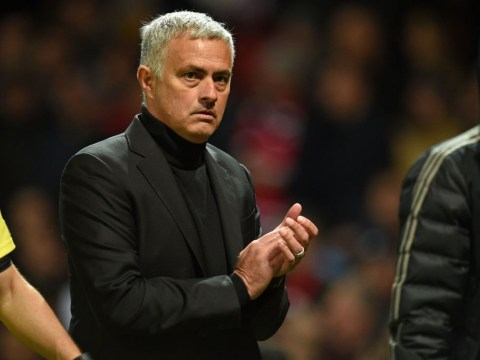 Jose Mourinho makes Champions League admission after Manchester United's defeat to Juventus