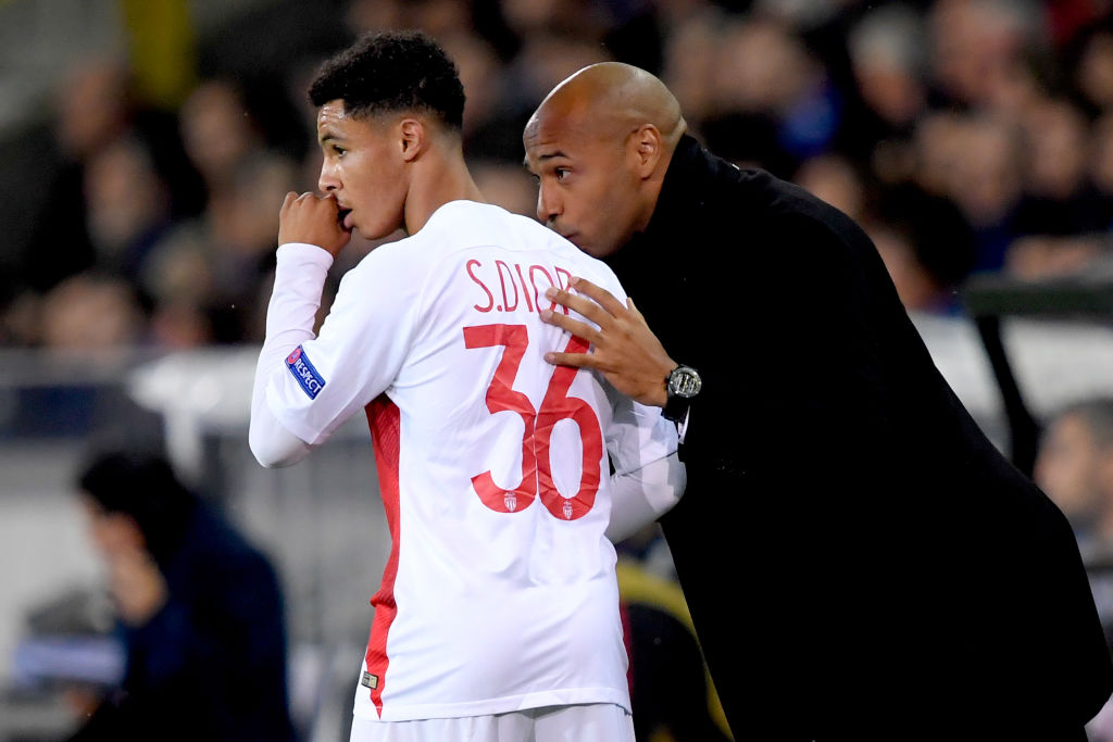 Thierry Henry shows ruthless streak by subbing a substitute in Monaco clash