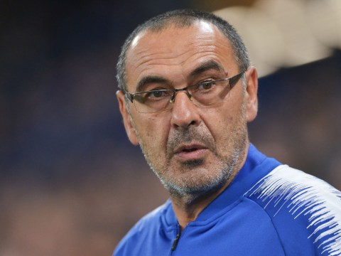 Maurizio Sarri reveals the ONE thing that's shocked him since joining Chelsea