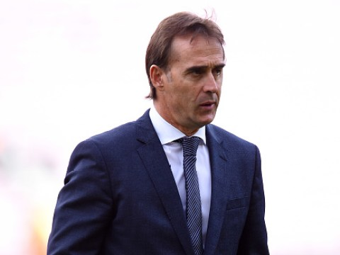 Julen Lopetegui issues classy statement after being sacked by Real Madrid