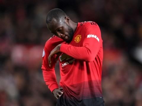 Jose Mourinho sends message to Romelu Lukaku after dropping Manchester United striker v Everton
