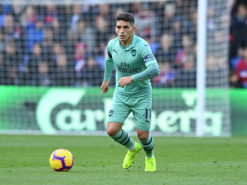 Lucas Torreira gets the ultimate seal of approval from Invincible Arsenal legend