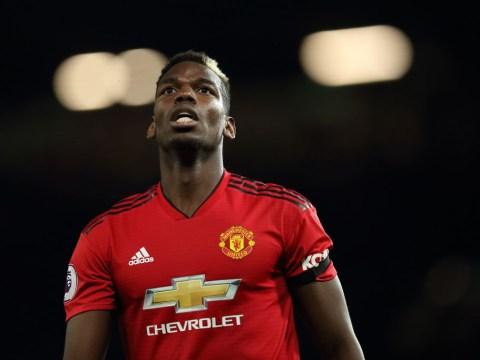 Luke Shaw mocks Manchester United teammate Paul Pogba over penalty technique