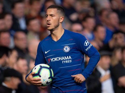Gianfranco Zola provides Eden Hazard injury update ahead of Derby clash