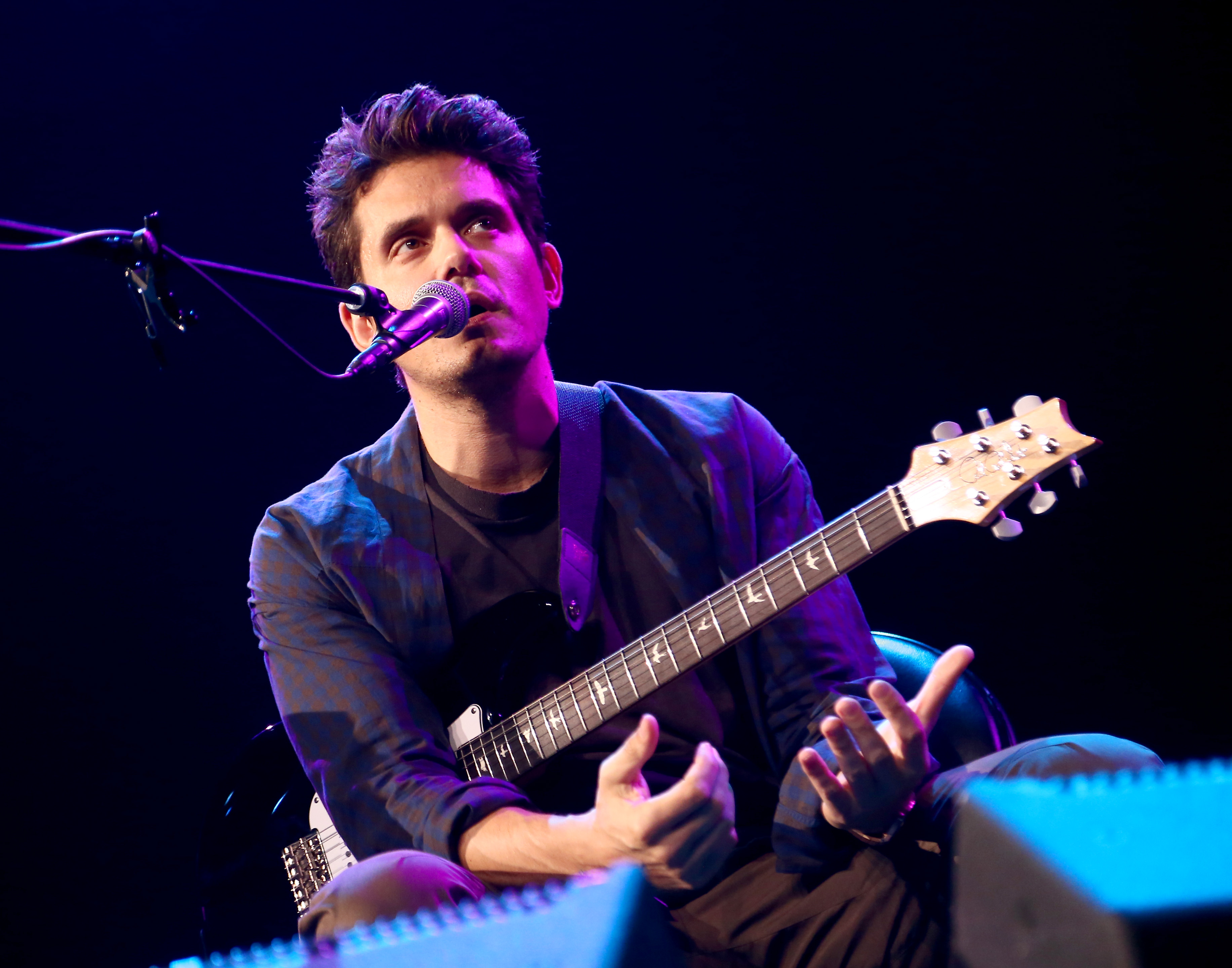 John Mayer has some thoughts about Taylor Swift's Reputation