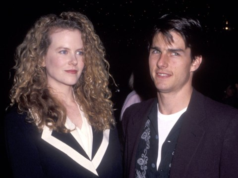 Nicole Kidman claims marrying Tom Cruise protected her from sexual harassment in the movie industry