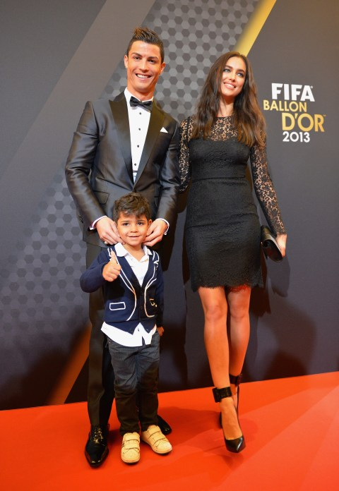 Does Cristiano Ronaldo Have A Wife And How Many Children Does He Have Metro News