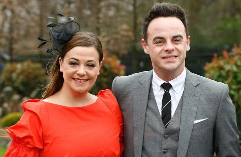 Ant McPartlin and Lisa Armstrong's 11-year marriage over in 30 seconds as they are granted divorce