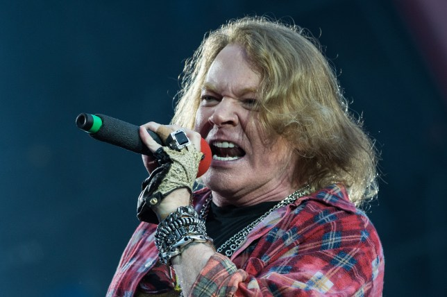 Axl Rose unveils first solo single in 11 years – and it's for the