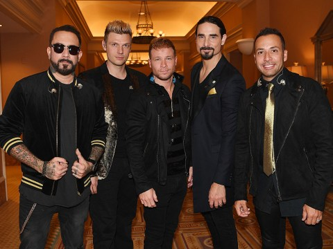 How old are the Backstreet Boys?
